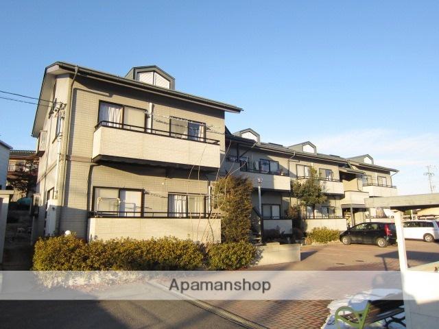 長野県長野市、善光寺下駅徒歩22分の築18年 2階建の賃貸アパート
