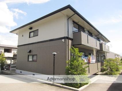長野県長野市、信濃吉田駅徒歩29分の築19年 2階建の賃貸アパート