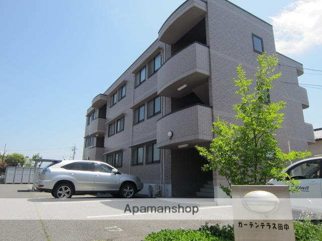 長野県長野市、北長野駅徒歩22分の築16年 3階建の賃貸マンション