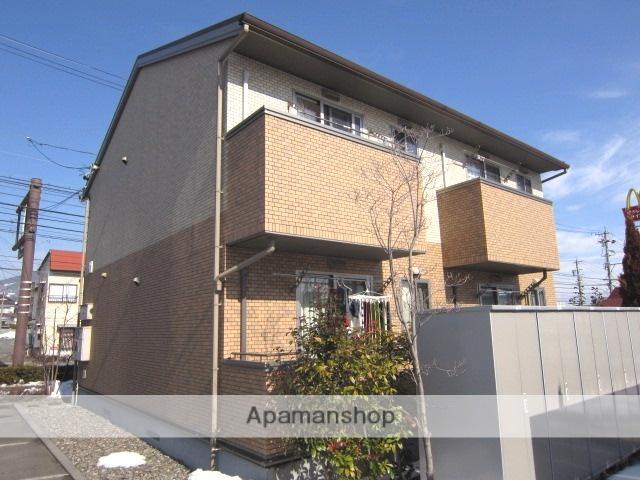 長野県長野市、善光寺下駅徒歩18分の築11年 2階建の賃貸アパート