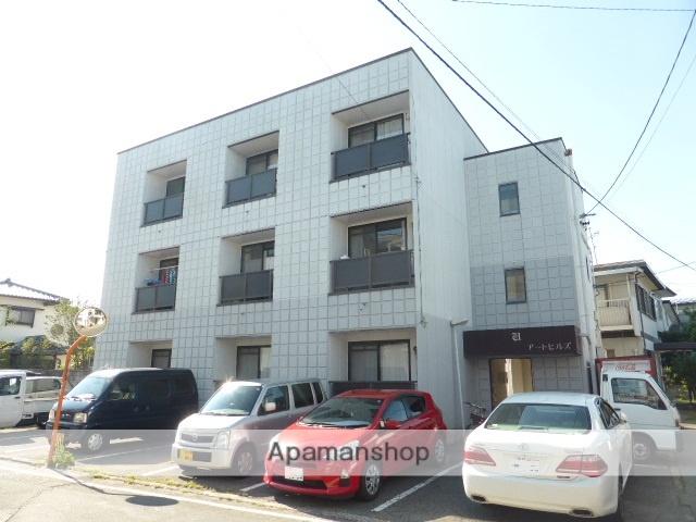 長野県長野市、権堂駅徒歩27分の築27年 3階建の賃貸マンション