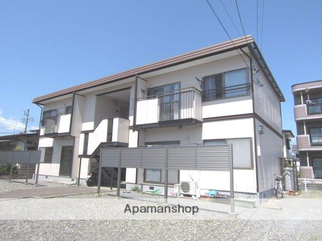 長野県長野市、北長野駅徒歩22分の築31年 2階建の賃貸アパート