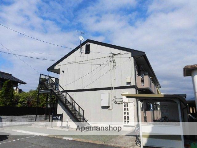 長野県長野市、北長野駅徒歩38分の築22年 2階建の賃貸アパート