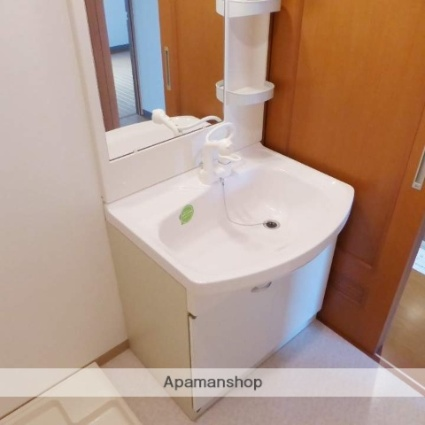北長野レジデンス[2LDK/53.72m2]の洗面所
