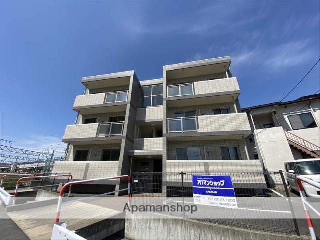 長野県長野市、北長野駅徒歩6分の築9年 3階建の賃貸マンション