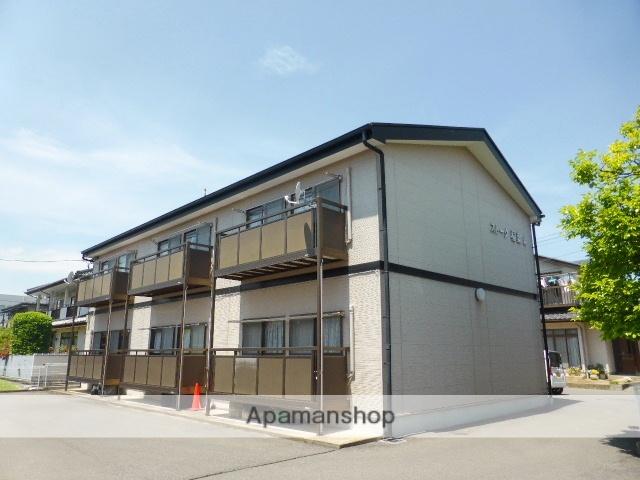 長野県長野市、長野駅徒歩34分の築17年 2階建の賃貸アパート