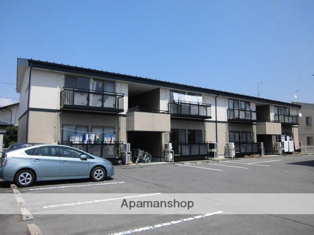 長野県長野市、長野駅徒歩41分の築18年 2階建の賃貸アパート