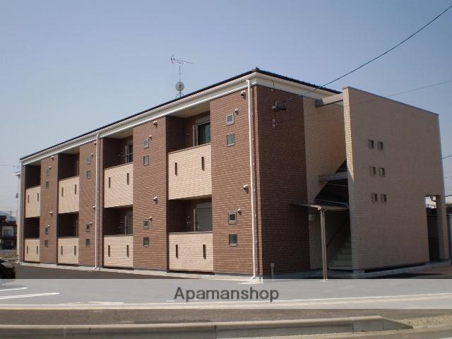 長野県須坂市、村山駅徒歩22分の築2年 2階建の賃貸アパート