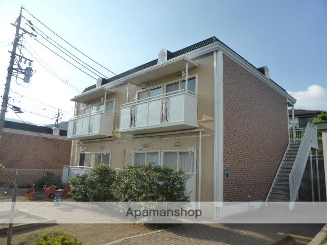 長野県長野市、三才駅徒歩33分の築21年 2階建の賃貸アパート