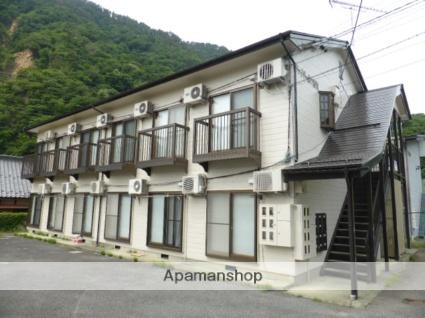長野県長野市、権堂駅徒歩31分の築30年 2階建の賃貸アパート