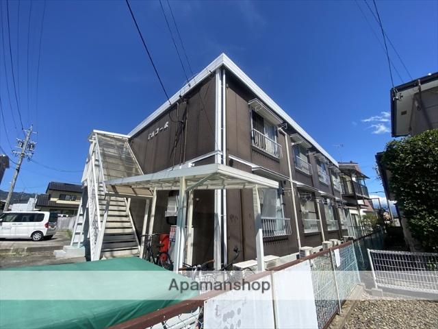 長野県長野市、北長野駅徒歩12分の築29年 2階建の賃貸アパート