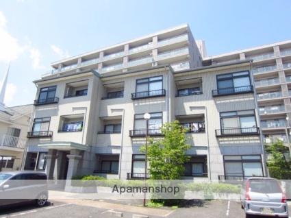 長野県長野市、北長野駅徒歩12分の築21年 3階建の賃貸マンション