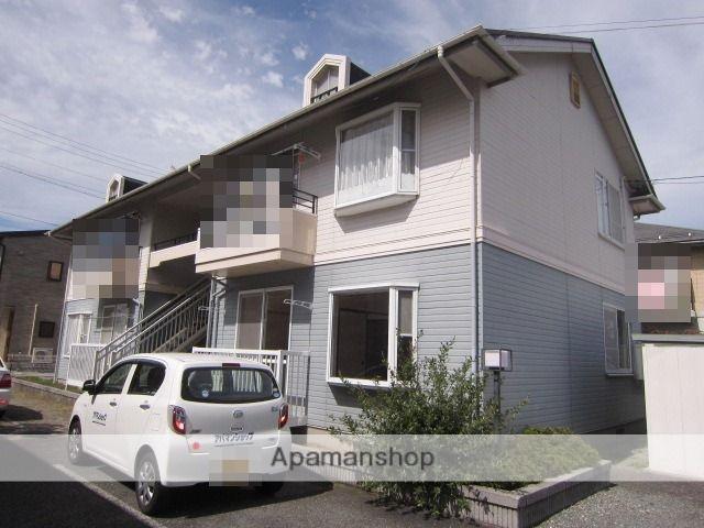 長野県長野市、北長野駅徒歩4分の築26年 2階建の賃貸アパート