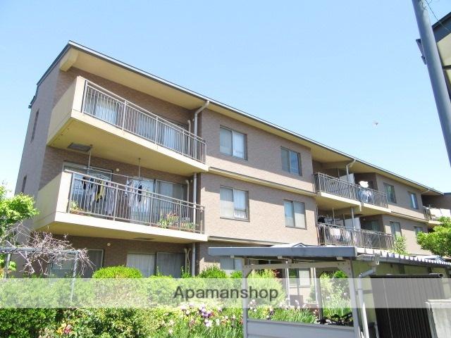 長野県長野市、市役所前駅徒歩19分の築14年 3階建の賃貸マンション