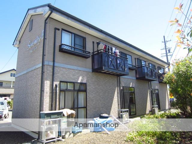 長野県長野市、朝陽駅徒歩19分の築14年 2階建の賃貸アパート