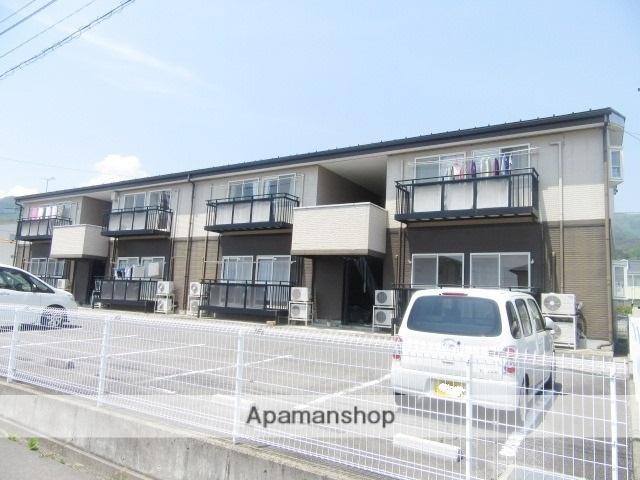 長野県長野市、信濃吉田駅徒歩28分の築19年 2階建の賃貸アパート