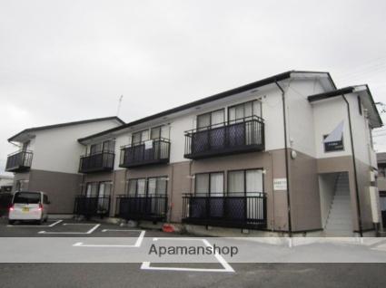 長野県長野市、北長野駅徒歩36分の築20年 2階建の賃貸アパート