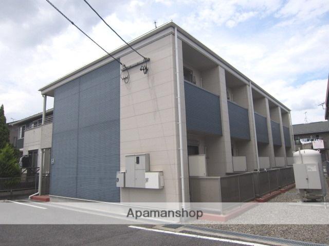 長野県長野市、市役所前駅徒歩47分の築8年 2階建の賃貸アパート