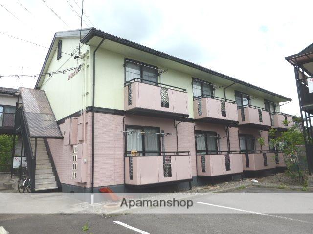 長野県長野市、北長野駅徒歩17分の築21年 2階建の賃貸アパート