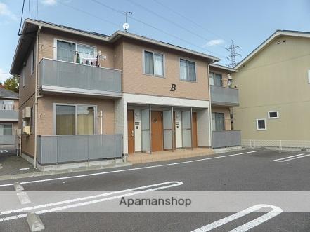 長野県長野市、朝陽駅徒歩14分の築4年 2階建の賃貸アパート