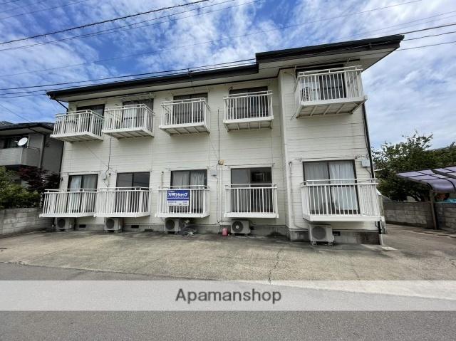 長野県長野市、長野駅徒歩27分の築26年 2階建の賃貸アパート