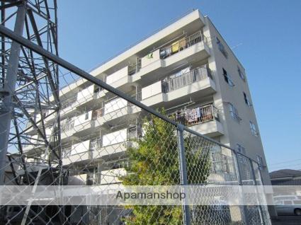 長野県長野市、北長野駅徒歩21分の築35年 5階建の賃貸マンション