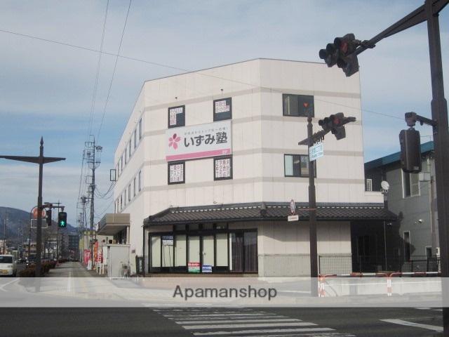 長野県長野市、北長野駅徒歩28分の築20年 3階建の賃貸マンション