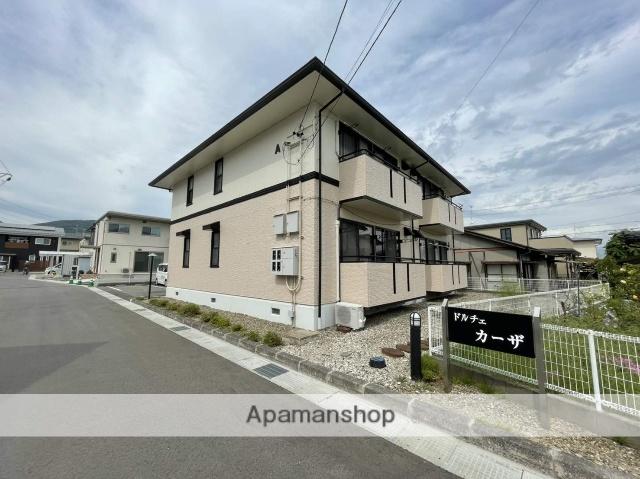 長野県長野市、本郷駅徒歩19分の築19年 2階建の賃貸アパート