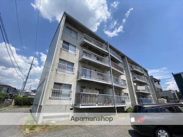 長野県長野市、善光寺下駅徒歩17分の築40年 4階建の賃貸マンション