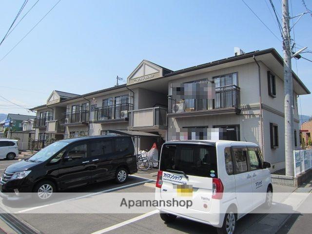 長野県長野市、北長野駅徒歩15分の築22年 2階建の賃貸アパート