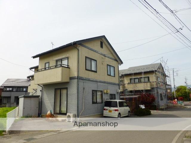 長野県長野市、北長野駅徒歩47分の築20年 2階建の賃貸アパート