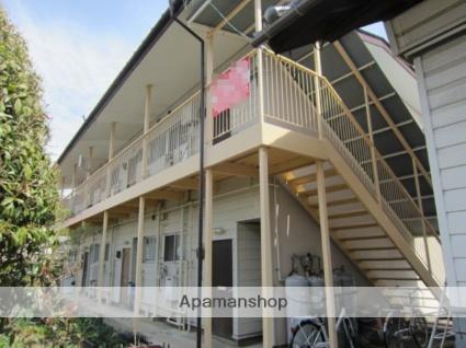 長野県長野市、北長野駅徒歩29分の築42年 2階建の賃貸アパート