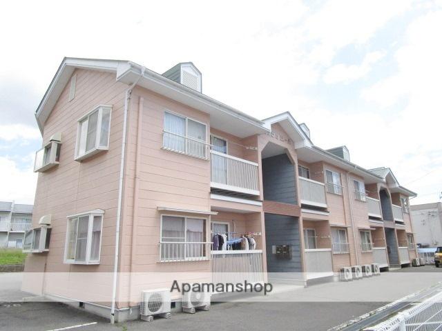 長野県長野市、北長野駅徒歩13分の築24年 2階建の賃貸アパート