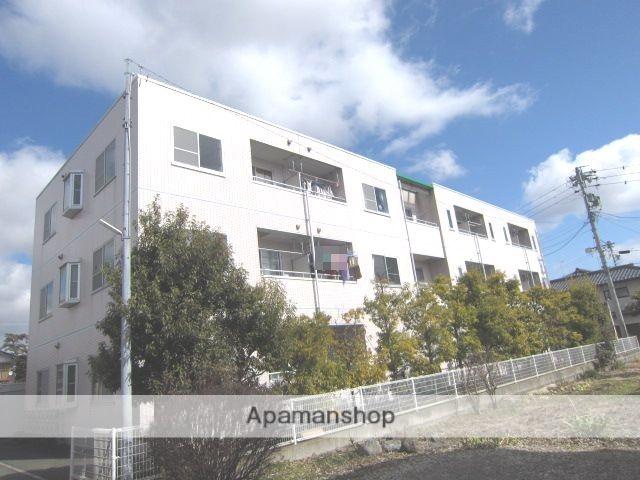 長野県長野市、朝陽駅徒歩19分の築20年 3階建の賃貸マンション