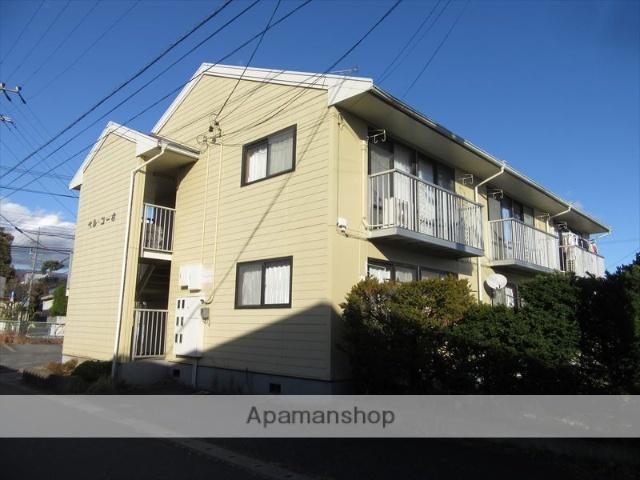 長野県長野市、市役所前駅徒歩22分の築29年 2階建の賃貸アパート