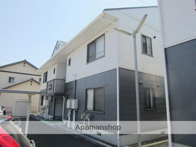 長野県長野市、北長野駅徒歩25分の築15年 2階建の賃貸アパート