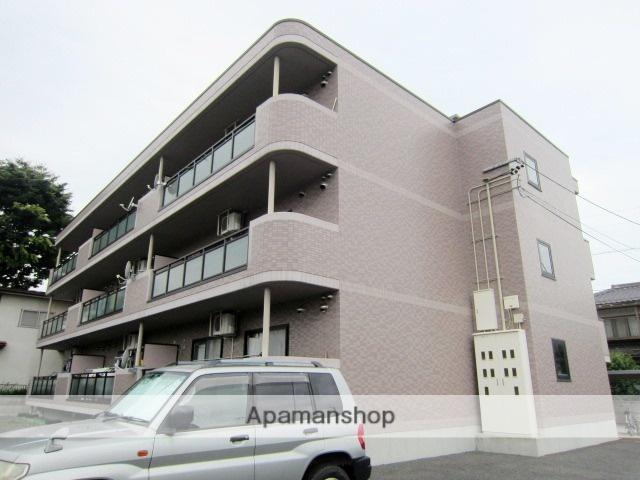 長野県長野市、北長野駅徒歩25分の築17年 3階建の賃貸マンション