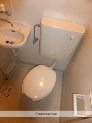 パークサイドしんこう[1R/17.8m2]のトイレ