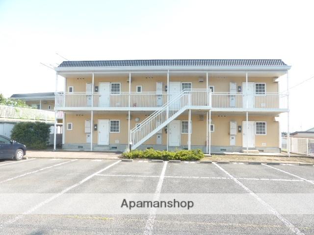 長野県長野市の築21年 2階建の賃貸アパート