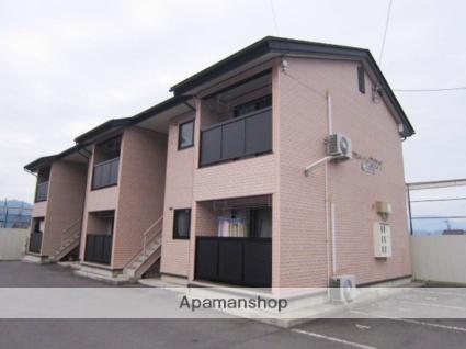 長野県中野市、延徳駅徒歩29分の築11年 2階建の賃貸アパート