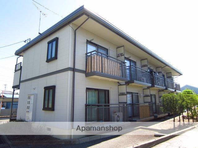長野県長野市、北長野駅徒歩24分の築22年 2階建の賃貸アパート