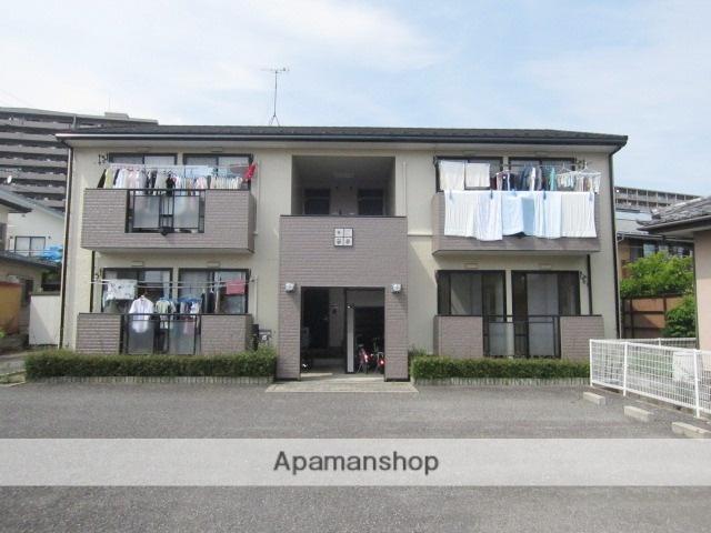 長野県長野市、北長野駅徒歩8分の築23年 2階建の賃貸アパート