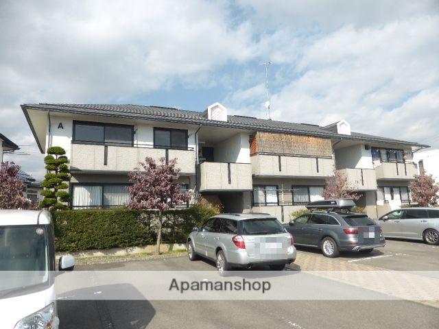長野県長野市、北長野駅徒歩25分の築22年 2階建の賃貸アパート
