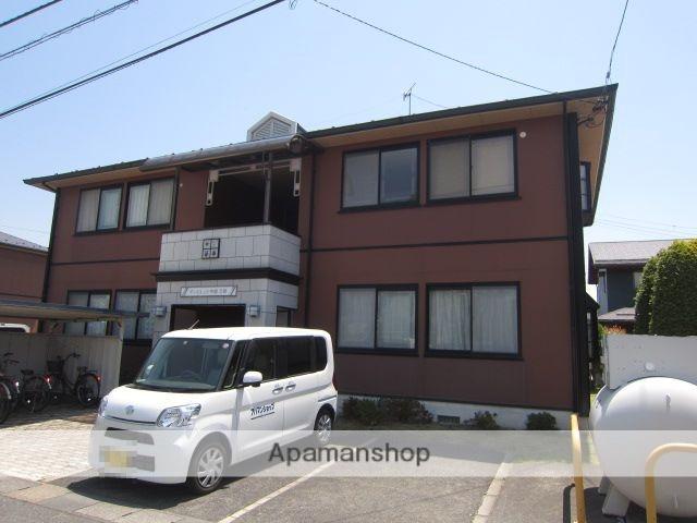 長野県長野市、北長野駅徒歩13分の築25年 2階建の賃貸アパート