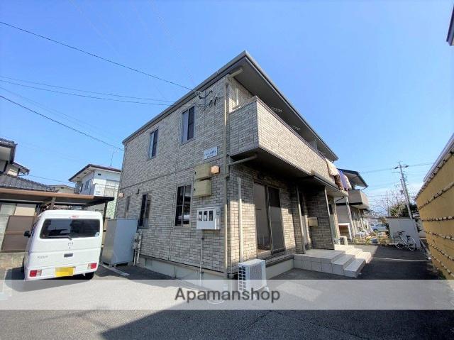 長野県長野市、北長野駅徒歩16分の築8年 2階建の賃貸タウンハウス