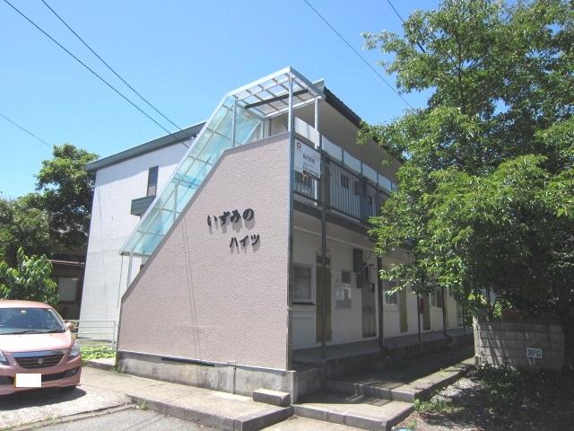 長野県長野市、豊野駅徒歩3分の築34年 2階建の賃貸アパート