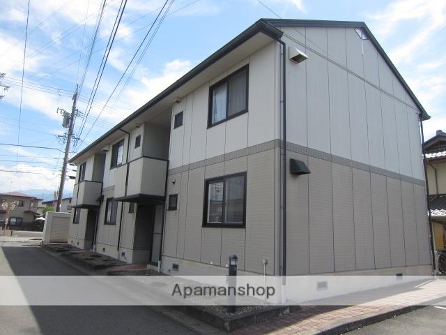 長野県長野市、朝陽駅徒歩23分の築19年 2階建の賃貸アパート