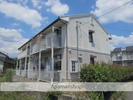 長野県長野市、北長野駅徒歩14分の築28年 2階建の賃貸アパート