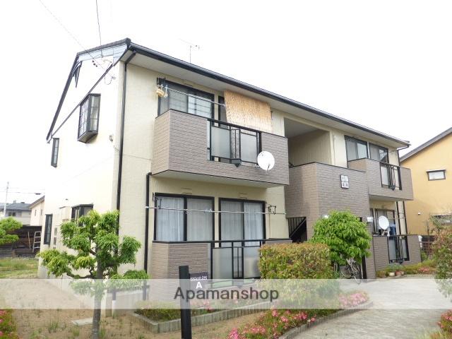 長野県長野市、北長野駅徒歩5分の築22年 2階建の賃貸アパート