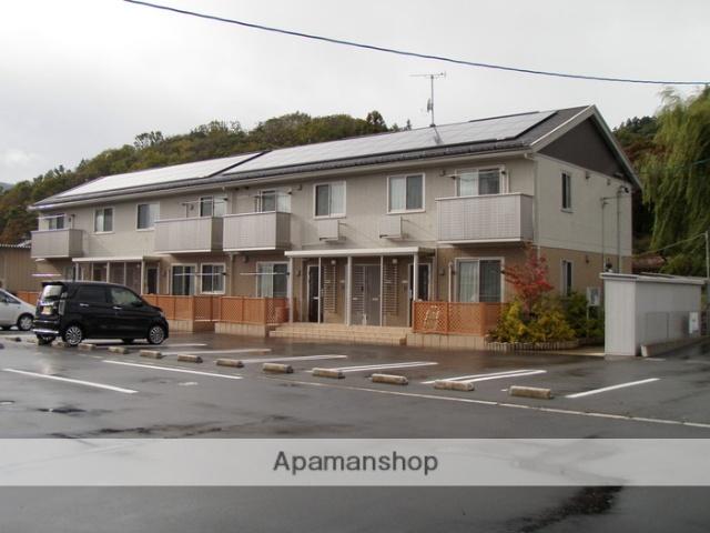 長野県長野市、豊野駅徒歩12分の築5年 2階建の賃貸アパート
